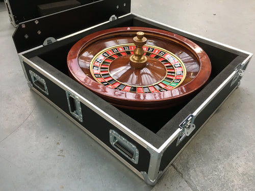 Roulette Wheel Flightcase