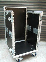 19 Inch Rack Mixer Top Flightcase