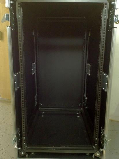 19 Inch Rack Shock mount Case