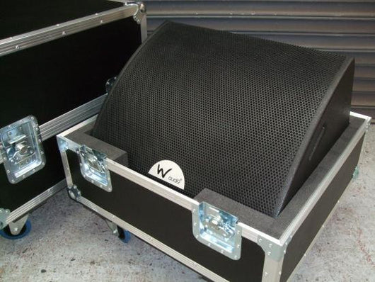 Monitor speaker cases