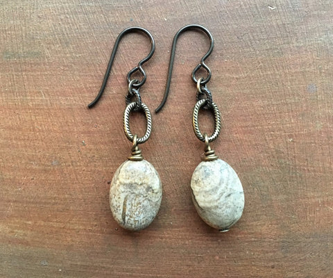 Desert Stone Earrings