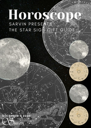 The Sarvin Star Sign Gift Guide