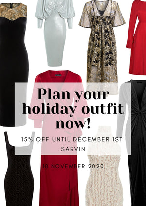 PLAN YOUR HOLIDAY OUTFIT!