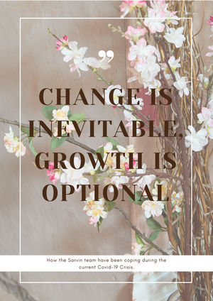 Change is Inevitable, Growth is Optional 🌿