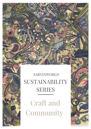 Sustainability Series - Craft and Community