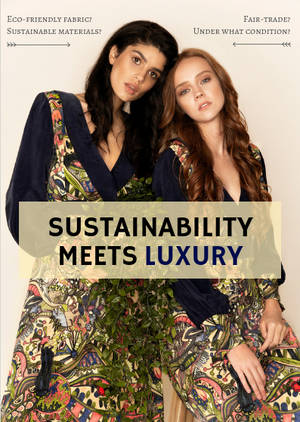 Why did we choose eco-friendly materials for our latest collection?