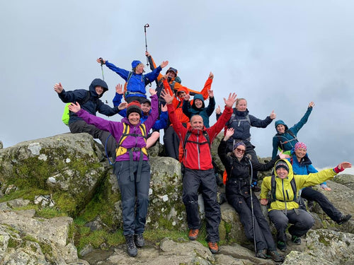Lake District Camp: May 8th-9th
