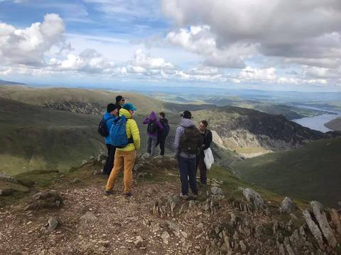 Scafell/Cat Bells: Oct 31st-Nov 1st