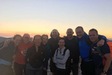 Scafell Pike - Sunset Day Trip