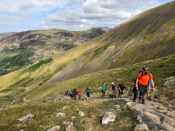 National 3 Peaks: August 27th-30th