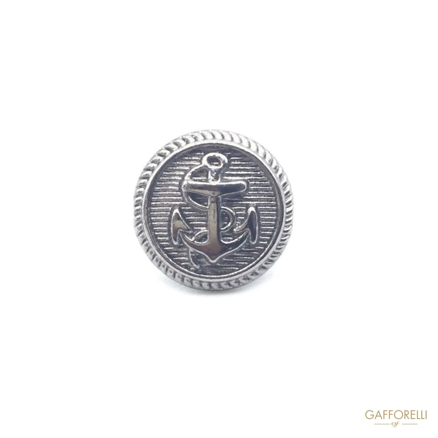 Navy style metal buttons with anchor - Art. 4962 SHIRT