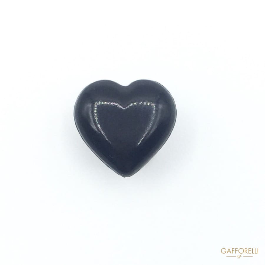 Nylon Buttons Heart Shape- Art. 0121 polyester