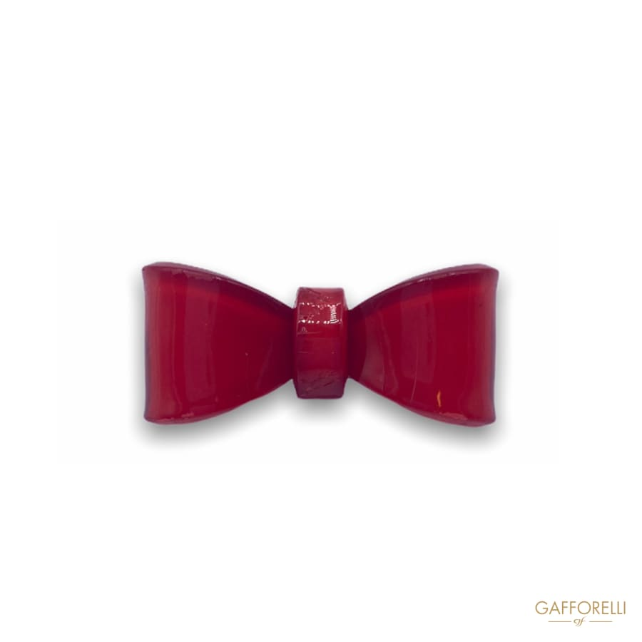 Polyester Bow Brooch D257 - Gafforelli Srl BOW • brooches •