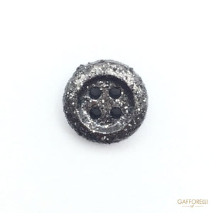 Polyester Buttons Colorable with Glitters - Art. 6811 Gl