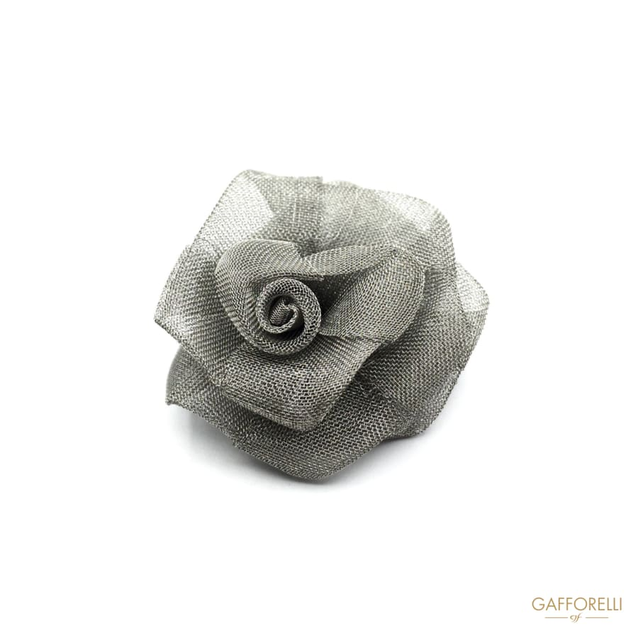 Rose Accessory with Crinoline Effect -87 U-fu Gafforelli Srl