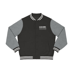 E30 Worldwide Varsity Jacket - ShopE30