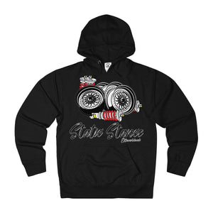 Static Stance Pullover Hoodie - ShopE30