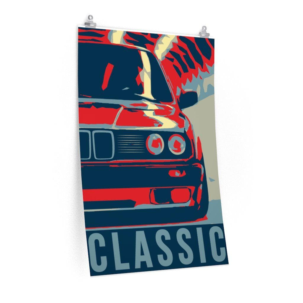 Classic Poster - ShopE30
