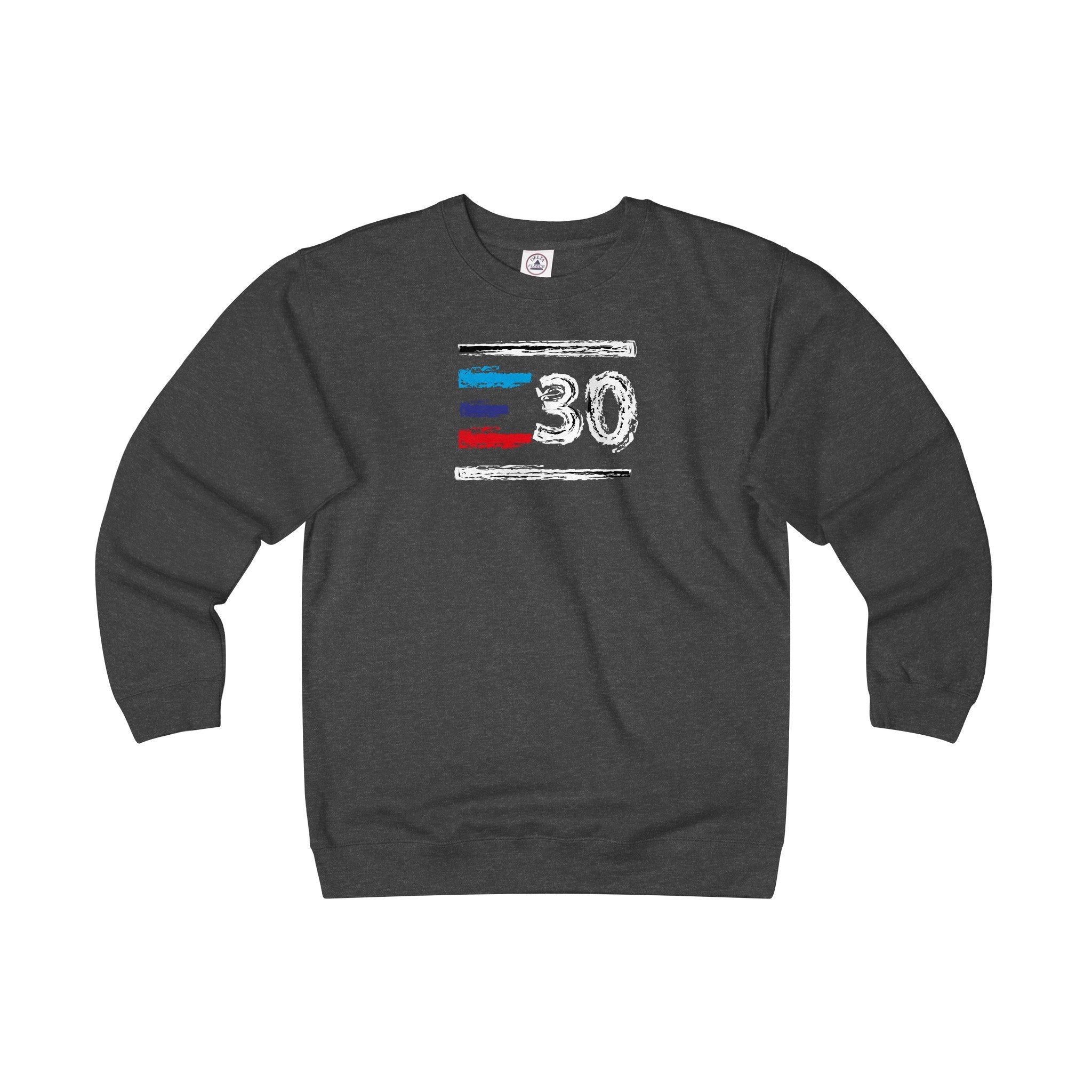 E30 Scratch Sweatshirt - ShopE30