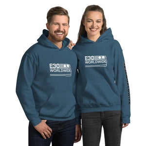 E30Worldwide Customizable Hoodie - ShopE30