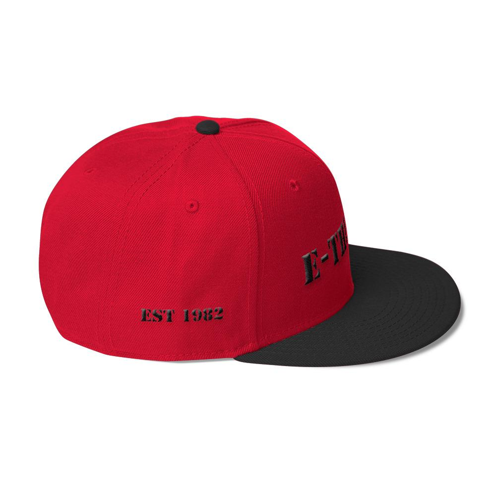 E-THIRTY Snapback Hat - ShopE30