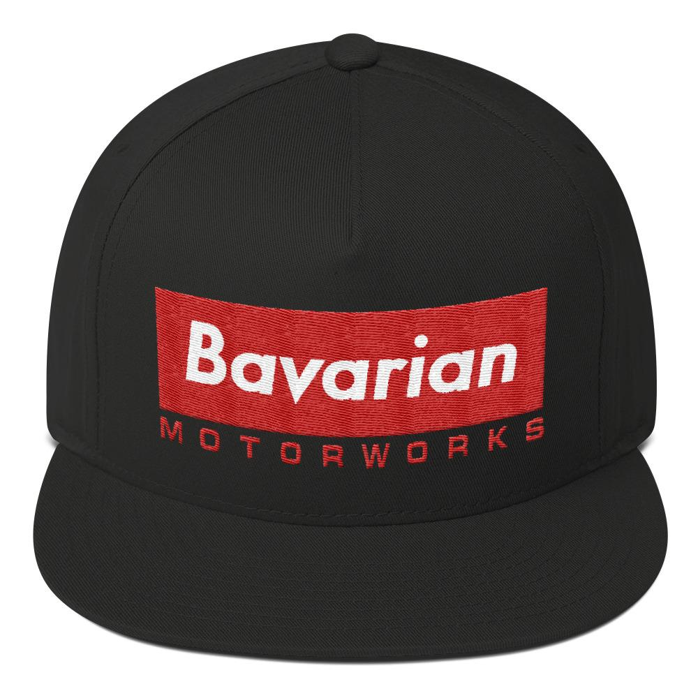Bavarian Flat Bill Cap - ShopE30