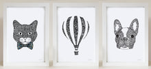nursery or kids bedroom wall art prints