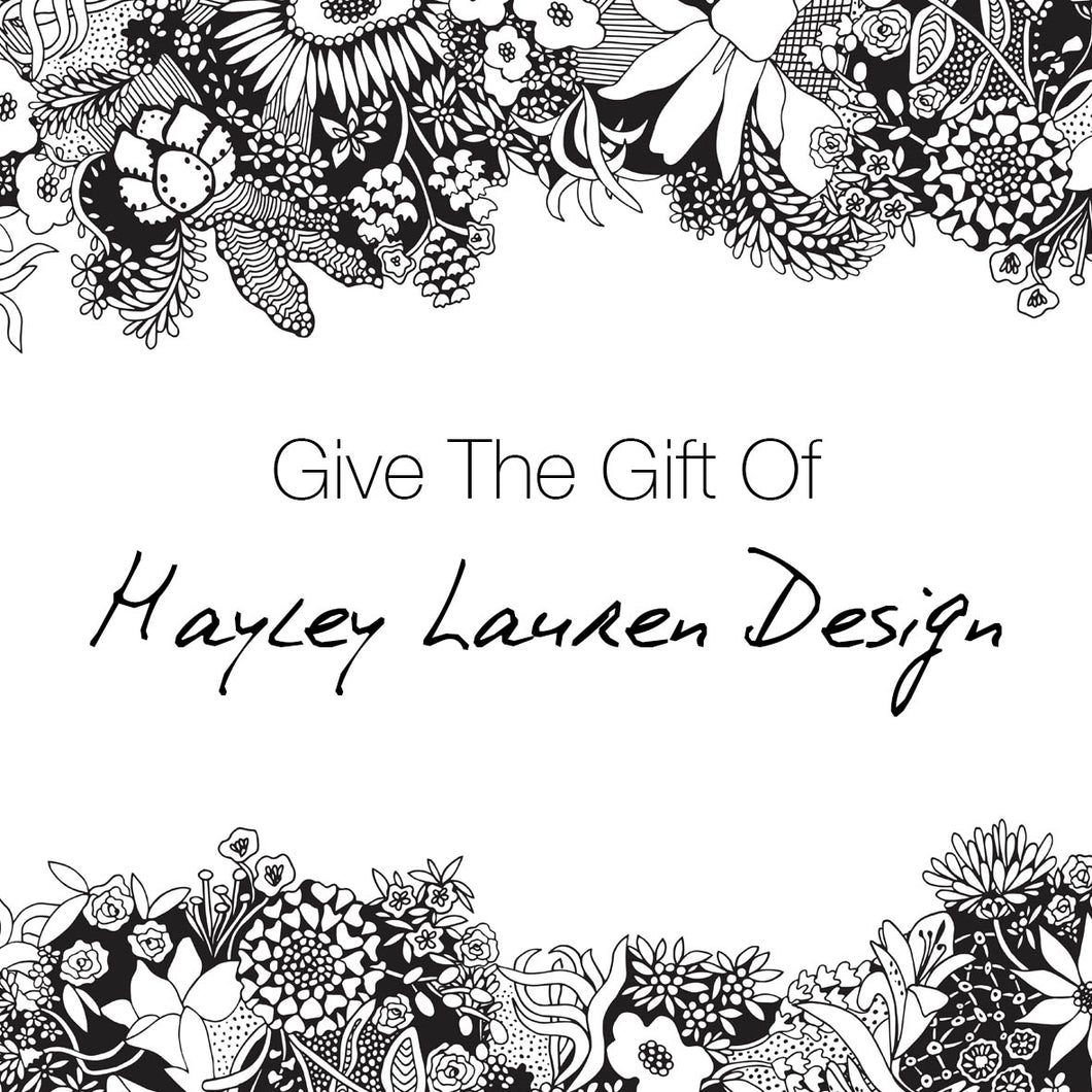 Hayley Lauren Gift Card