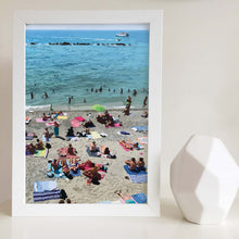 Italian Beaches Collection - Set of 3 Art Prints