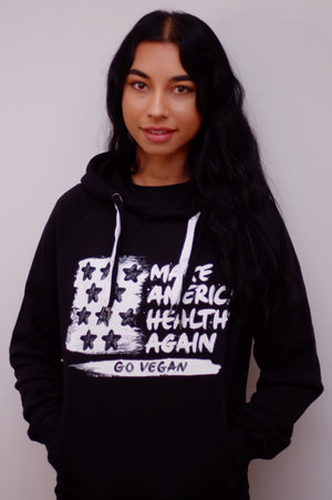 Hoodie - Ethics and Antics vegan nagev vgang clothing