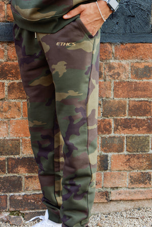 CAMO SWEATPANTS - ETHCS