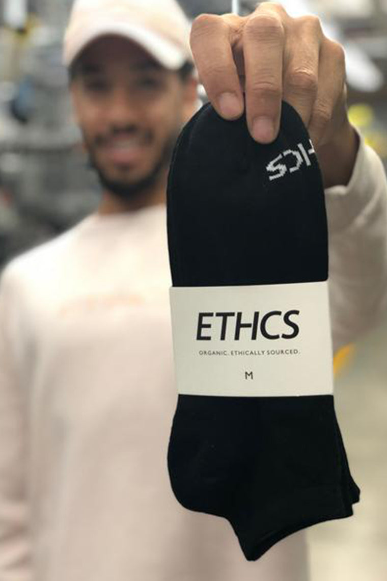 SOCKS - Ethics and Antics vegan nagev vgang clothing