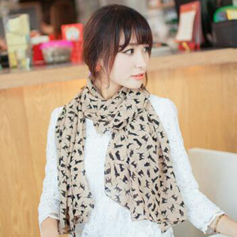 Sweet Cat Scarf - BUNDLE DEAL LIMITED TIME ONLY!