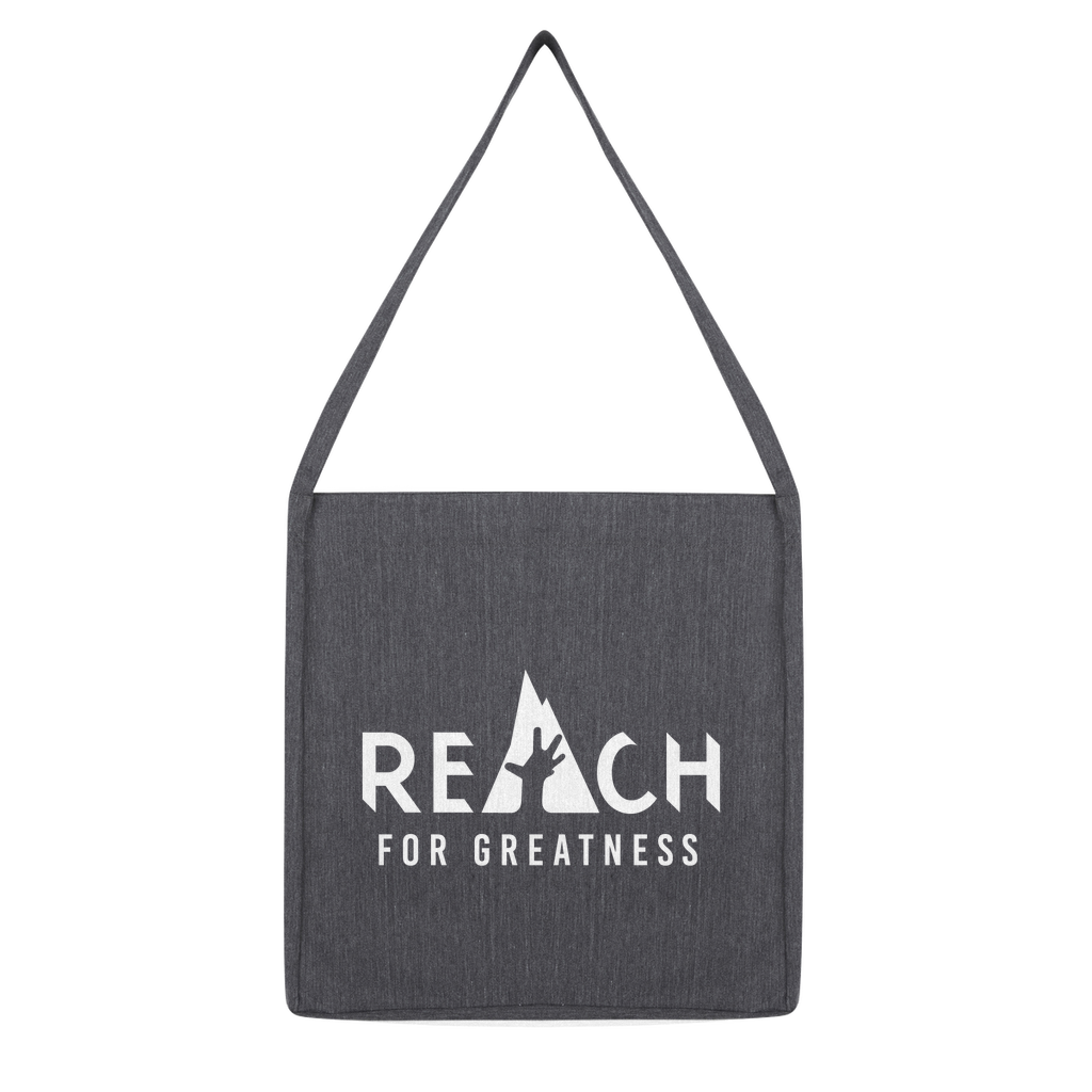 greatness logo white Classic Tote Bag