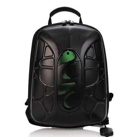 Charging Backpack with Bluetooth Speaker | Trakk SHELL, BackPack, TRAKK  - CaseTastic Case Covers