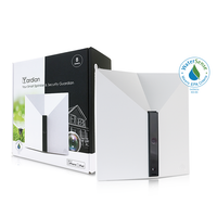 Yardian Multi-Functional Smart Sprinkler Controller with a HD Security Camera is EPA WaterSense certified.