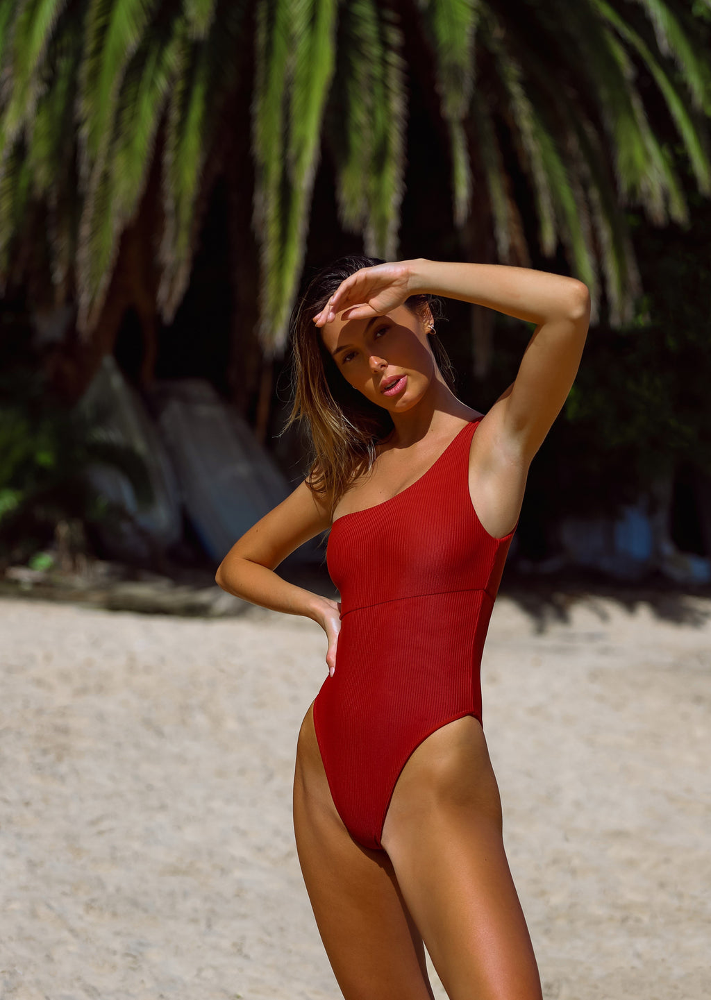 Havana One Piece - Sienna Ribbed