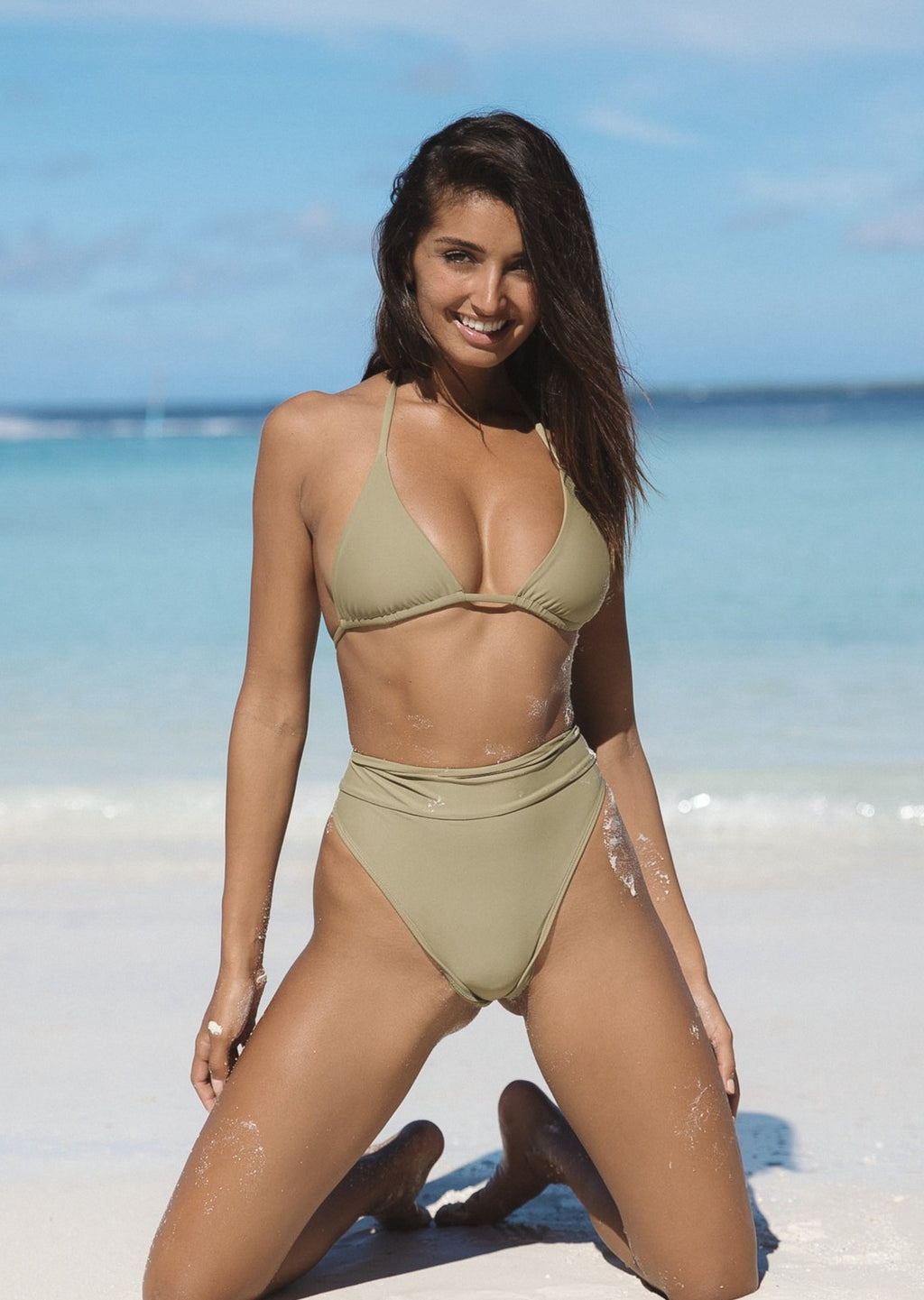 Barbados Bottoms - Olive