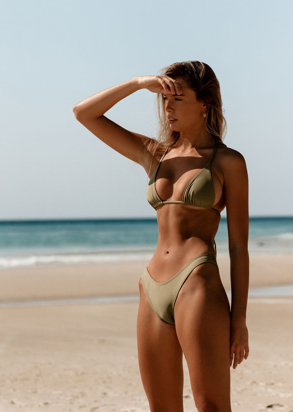 Belize Bottoms - Olive