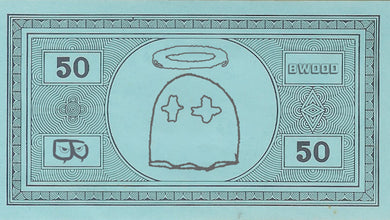 50 BWOOD BUCKS