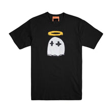"Load image into Gallery viewer, <img src=""http://brianwoodonline.com/ghost.png""><br>gooney ghost T"