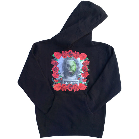 BWOOD - jim morrisson born again hoody