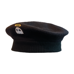 "<img src=""http://brianwoodonline.com/ghost.png""><br>ghost beret"