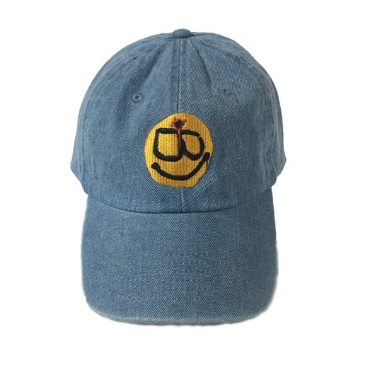 BWOOD -  B Dead Smiley dad hat