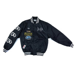 BWOOD - DEF baseball jacket