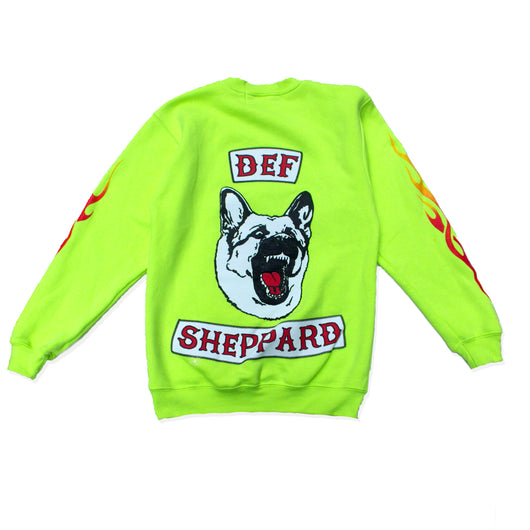 BWOOD - DEF SHEPPARD crew