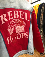 BRIANWOOD - rebel hoops 1 of 1 vintage mashup