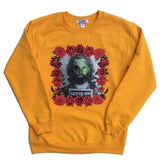 BWOOD - jim morrison born again crewneck