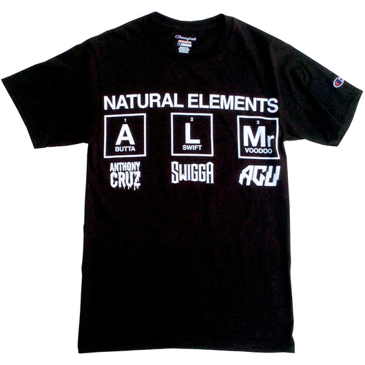 BWOOD X NE - Natural Elements T