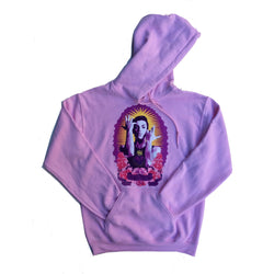 BWOOD - purple reign hoody